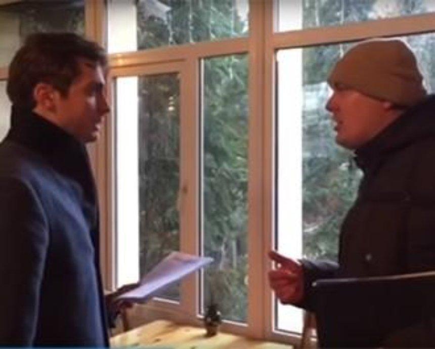 В Киеве следователи Авакова пытались помешать сносу незаконного МАФа, где торговали алкоголем