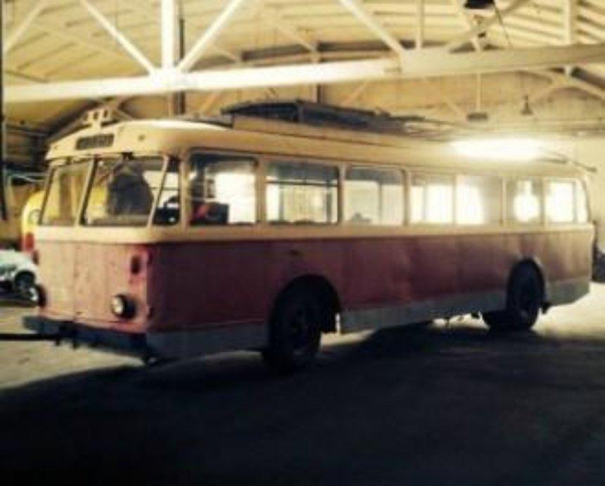 В Киеве откроется музей общественного транспорта