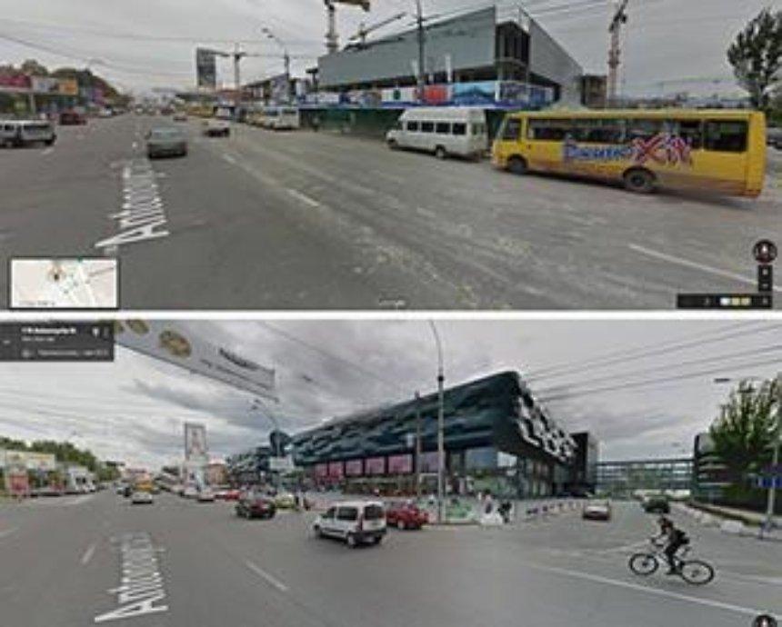 Как изменился Киев за четыре года (фото)