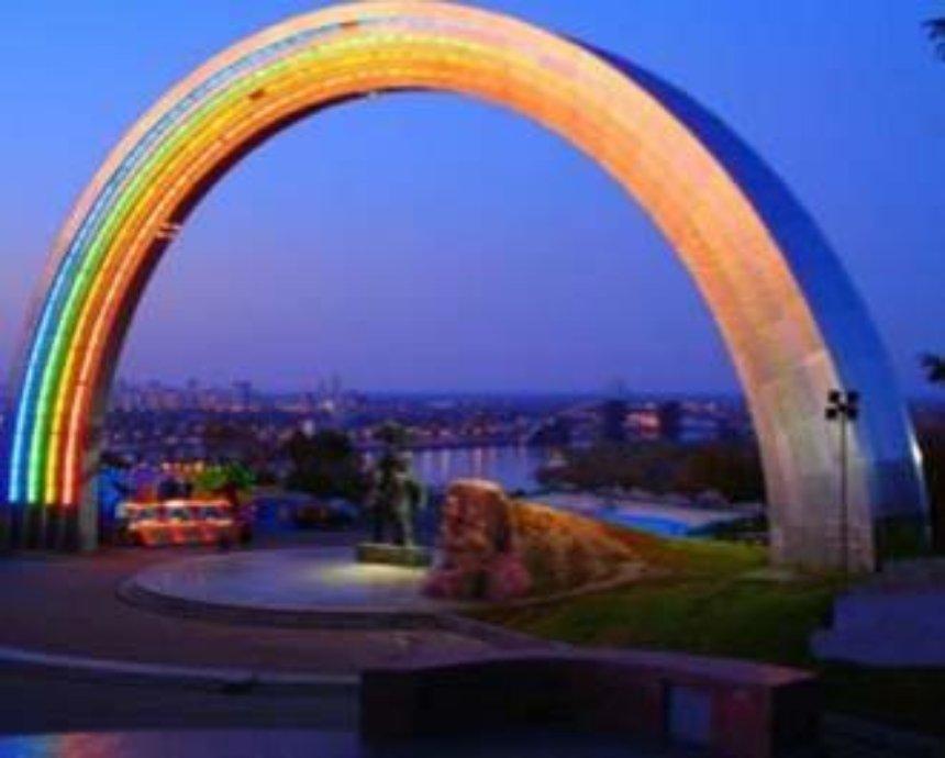 Институт нацпамяти предлагает на месте Арки Дружбы народов перезахоронить великих украинцев