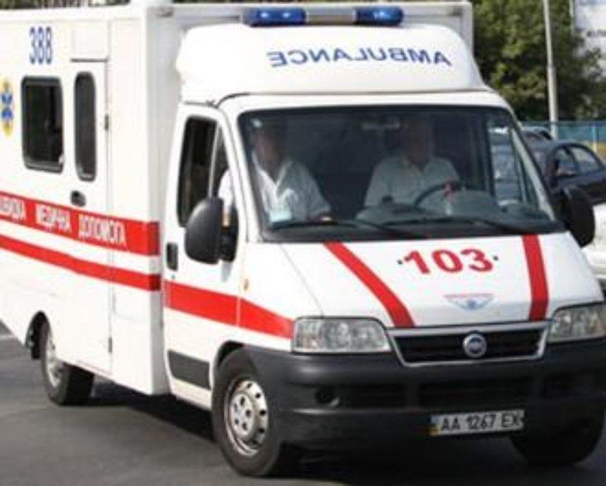 В больнице умерла женщина, которую сбило авто экс-мэра Омельченко