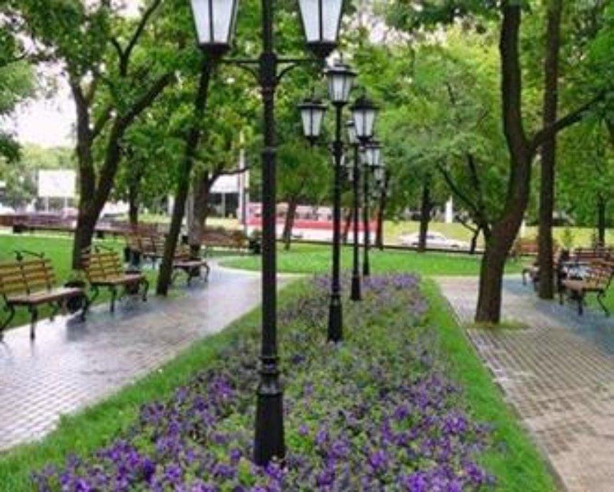 В Киеве появятся еще три сквера