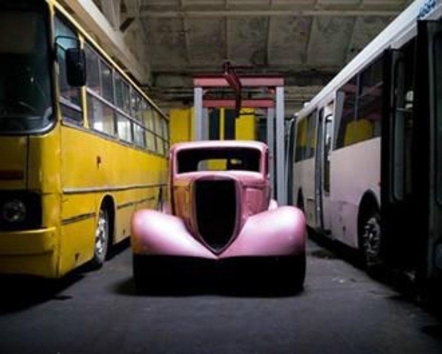 В столице появился музей устаревшего транспорта (фото)