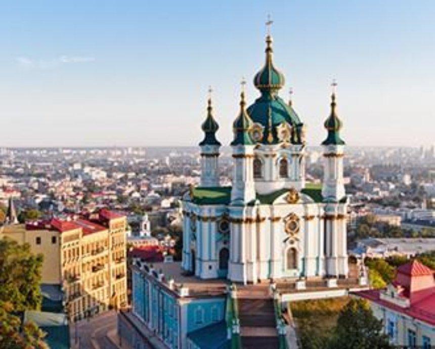 Андреевскую церковь отреставрировали на 10,5 миллионов гривен