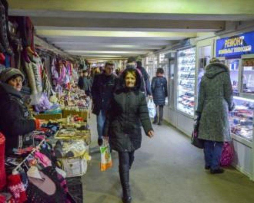 В Киевсовете пересмотрят условия аренды торговых площадей в метро