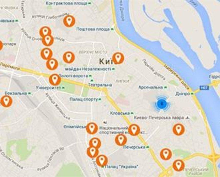 Перечень переименованных улиц теперь можно посмотреть на онлайн-карте