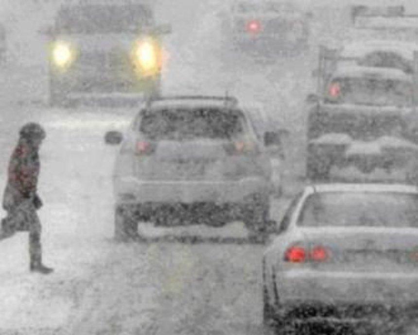 В Киеве ожидают ухудшение погоды