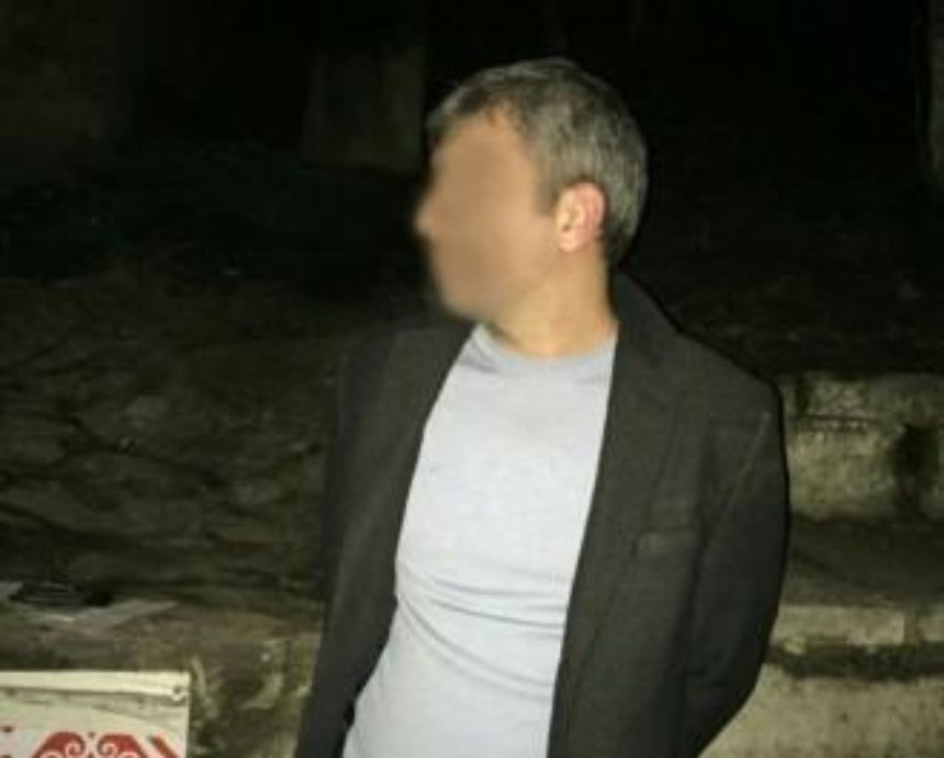 В Киеве на взятке попался работник Нацполиции (фото)