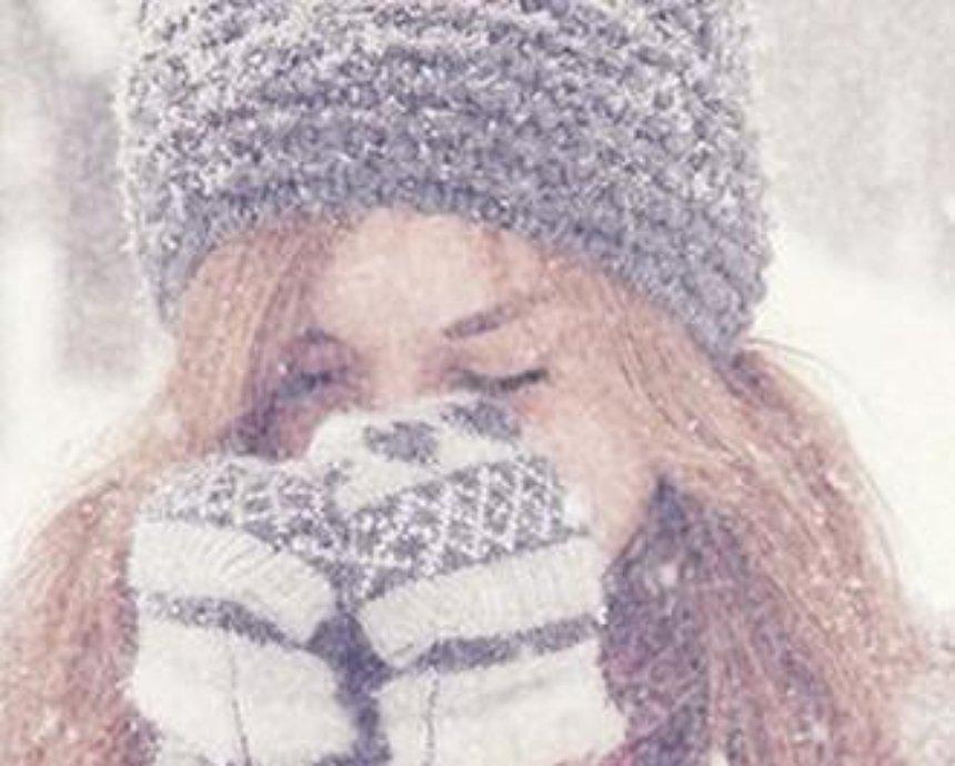 На Киев надвигается снегопад