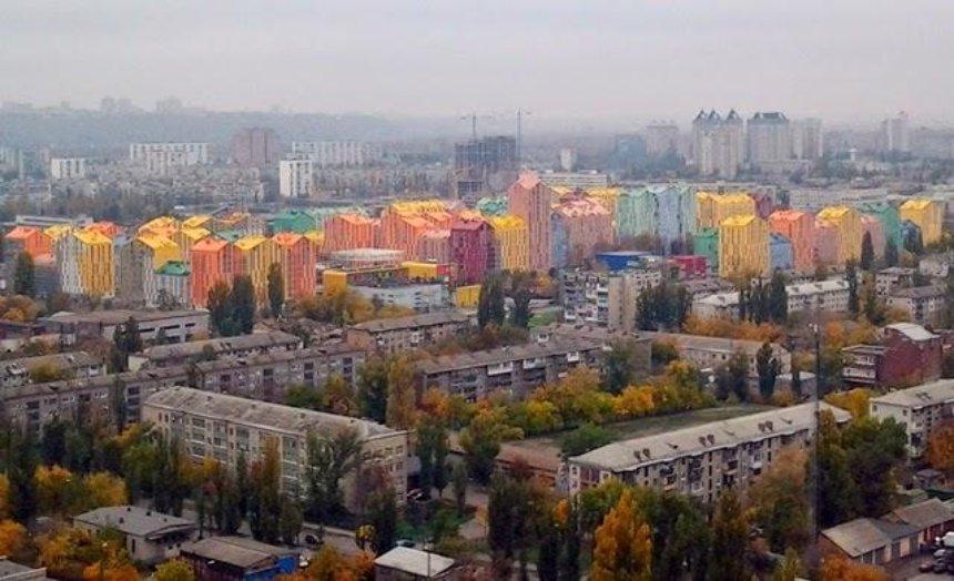 """Жители левобережья требуют завод """"Фанплит """"остановить загрязнение воздуха"""