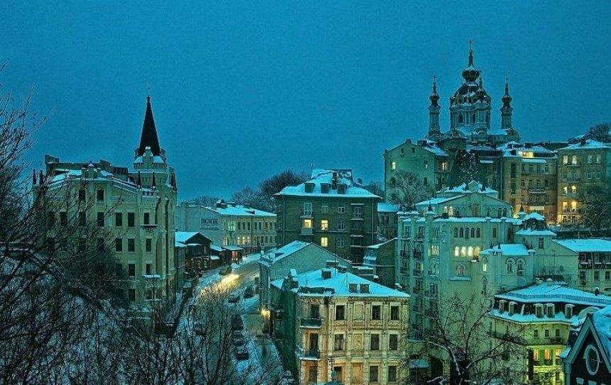Википедия выбрала лучшие фотоснимки Киева и области 2018 года (фото)