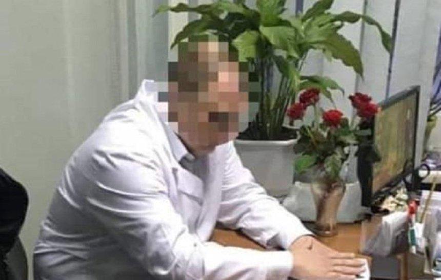 Столичні медики вимагали хабар у бійця АТО (фото)