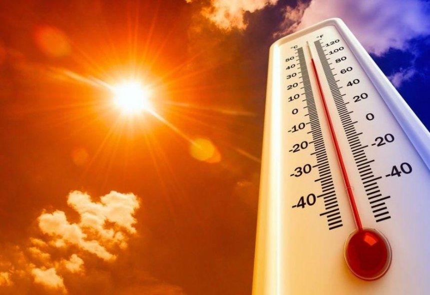 2019 год в Украине стал самым теплым за всю историю метеонаблюдений