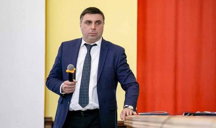 Кличко уволил своего зама Спасибко, который отвечал за градостроительство