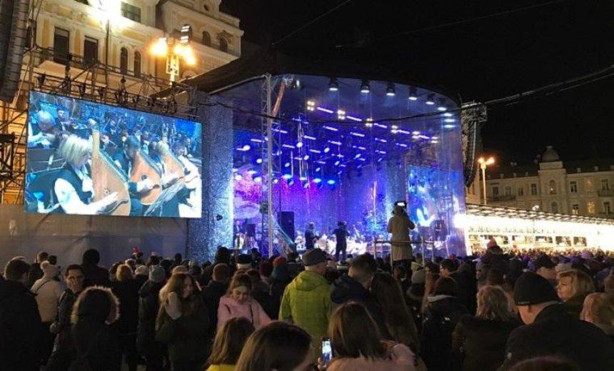 Кто выступит в новогоднюю ночь на Софийской площади