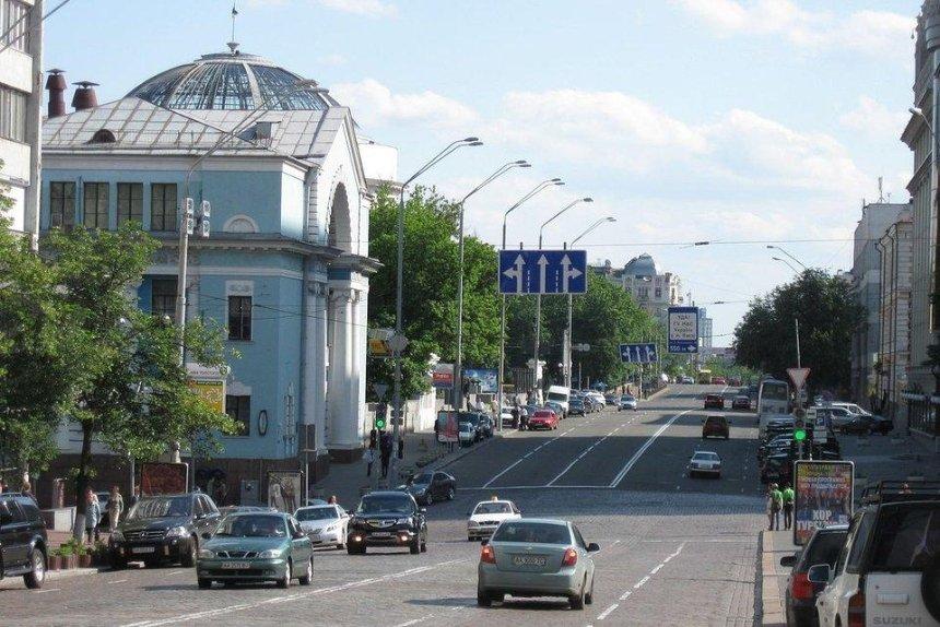 На Владимирской перекроют движение и запретят парковку