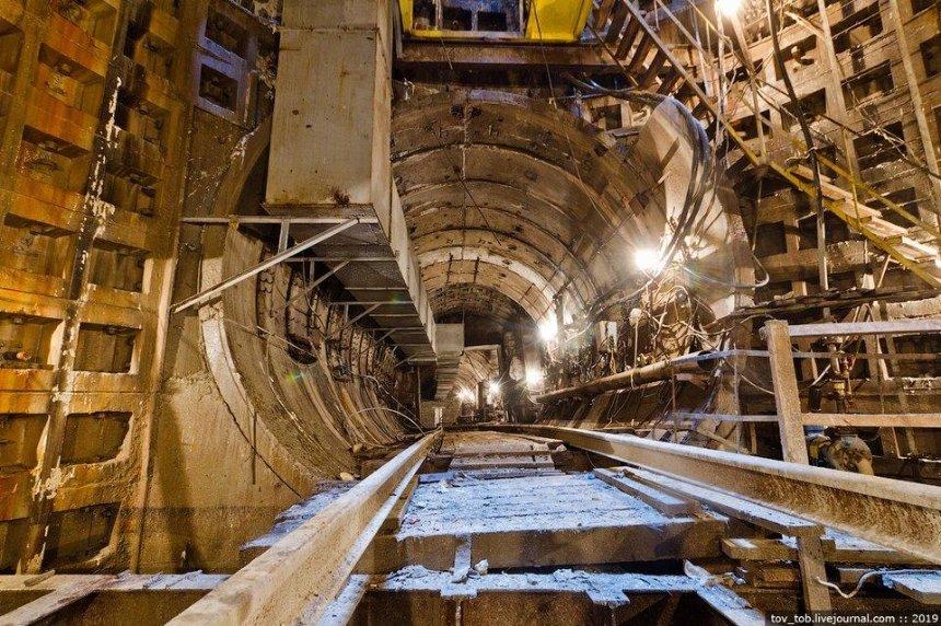 «Киевметрострой» досрочно сменил набсовет из-за низких темпов строительства метро