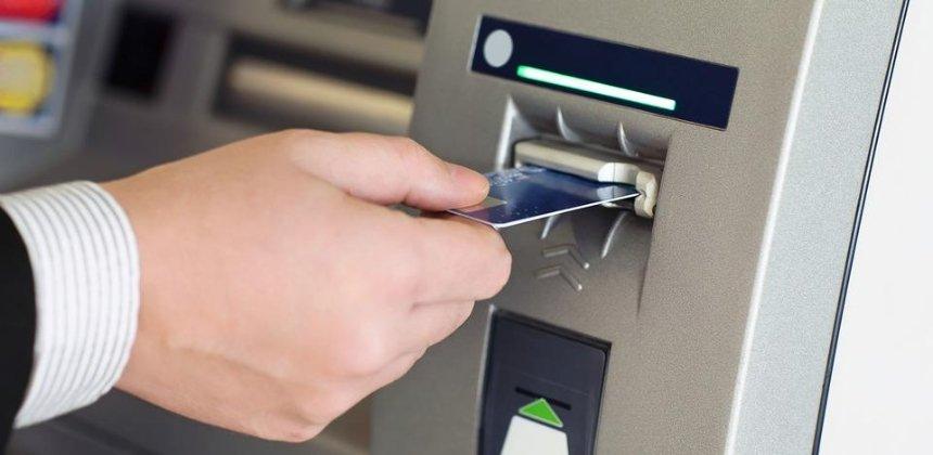 «Ощадбанк» запустил первые банкоматы с бесконтактным модулем