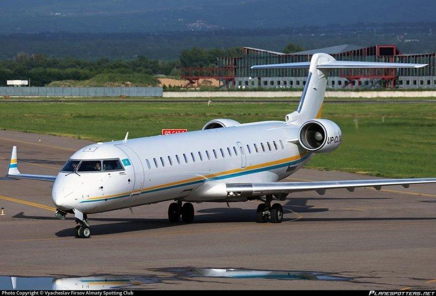 Казахская авиакомпания выплатила штраф за полет над аннексированным Крымом