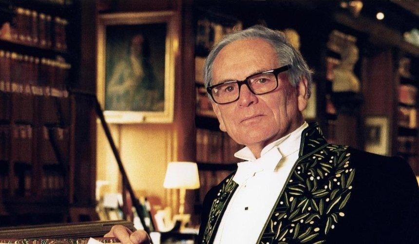 Ввозрасте 98лет умер известный модельер Пьер Карден