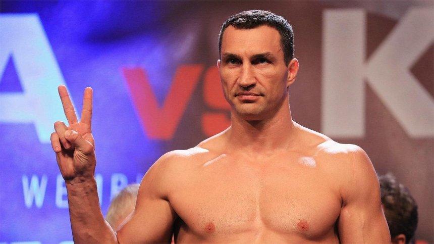 Владимира Кличко внесли в Международный зал боксерской славы
