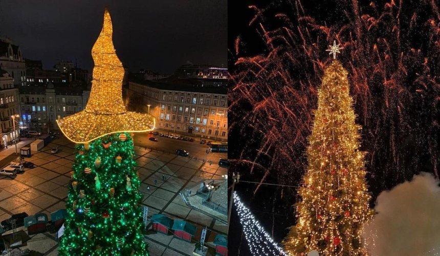 Сглавной елки Украины снимут волшебную шляпу: причина