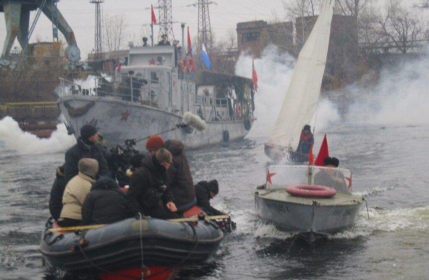 Режиссер «Куда приводят мечты» Винсент Уорд снимает фильм в Киеве
