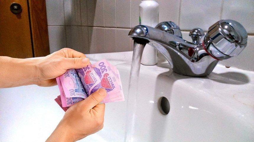 С нового года вырастут тарифы на холодную воду