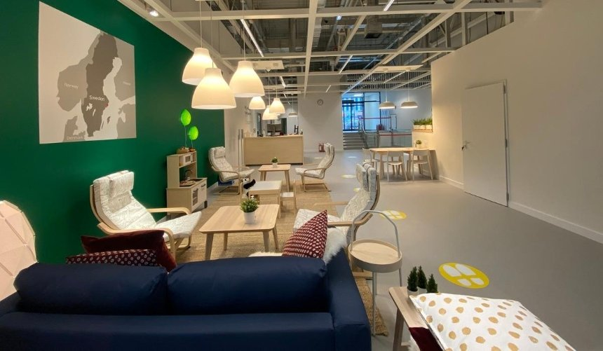 ВТРЦ Lavina Mall откроют пункт выдачи товаров IKEA: как онвыглядит