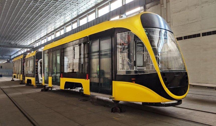 Украинский завод разрабатывает современный низкопольный трамвай: как онвыглядит