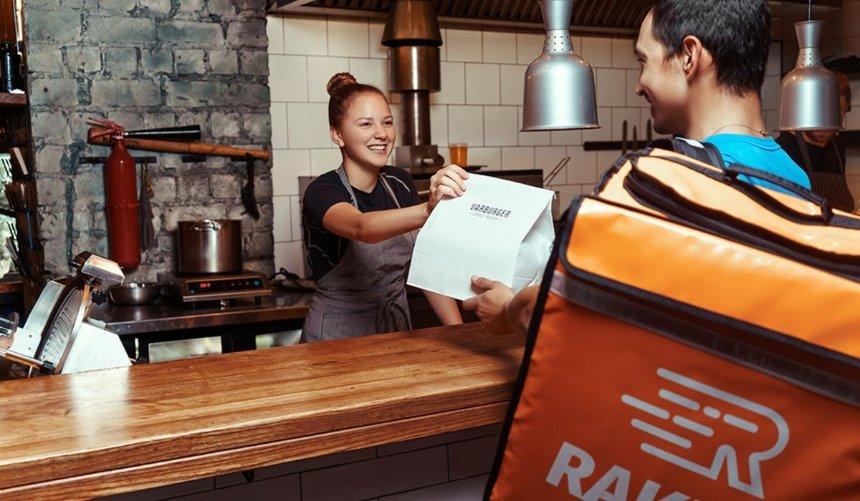 Украинский сервис доставки еды Raketa меняет название