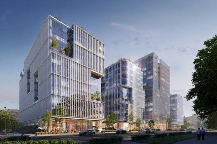 Компания «Ковальская» хочет построить вцентре Киева бизнес-парк