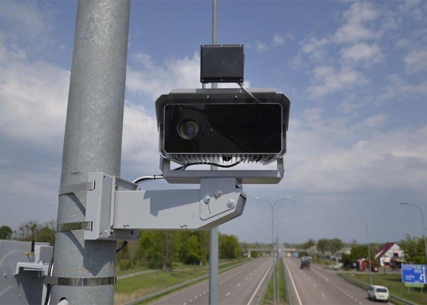 Сколько нарушений на дорогах выявила система автофиксации за полгода