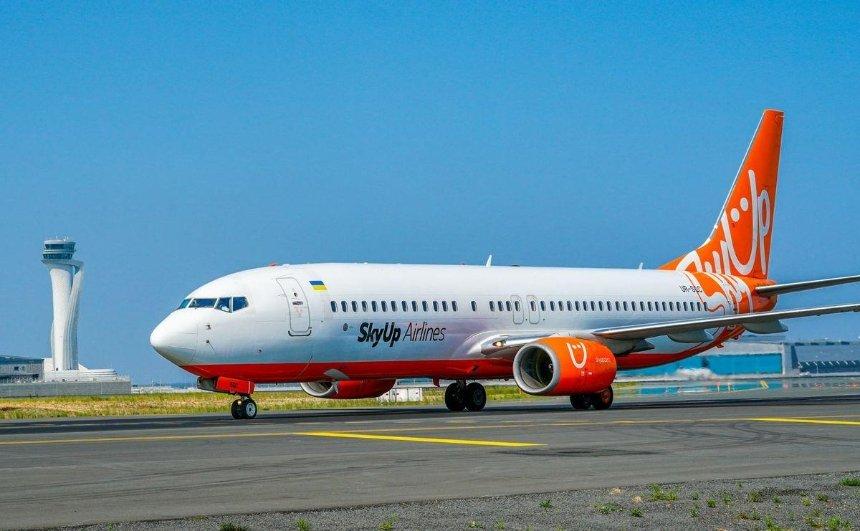 SkyUp открывает семь новых рейсов из Украины: направления и цены