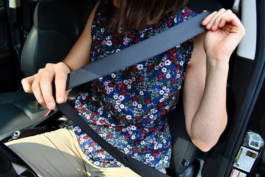74% украинских водителей не пользуются ремнями безопасности, — исследование