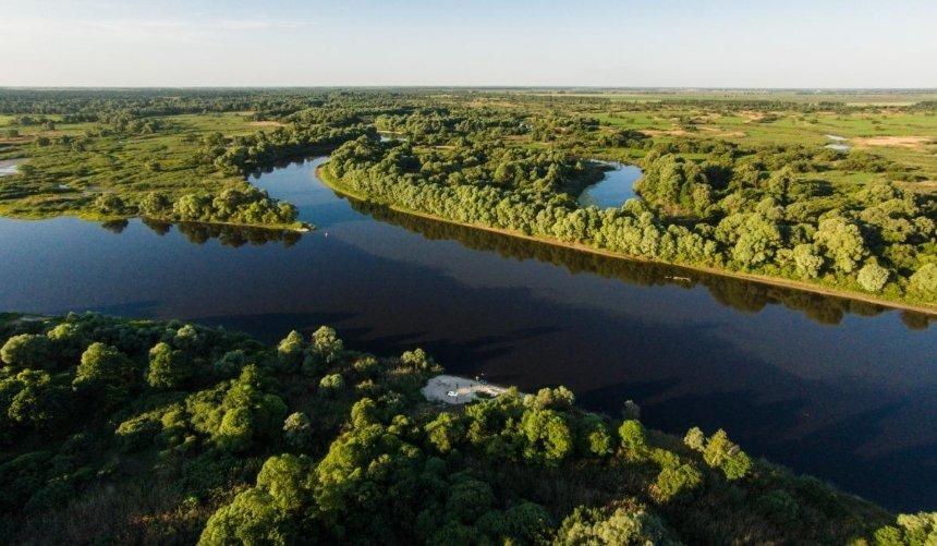 Экологи предупредили обугрозе для восьми миллионов украинцев из-зауглубления дна Припяти