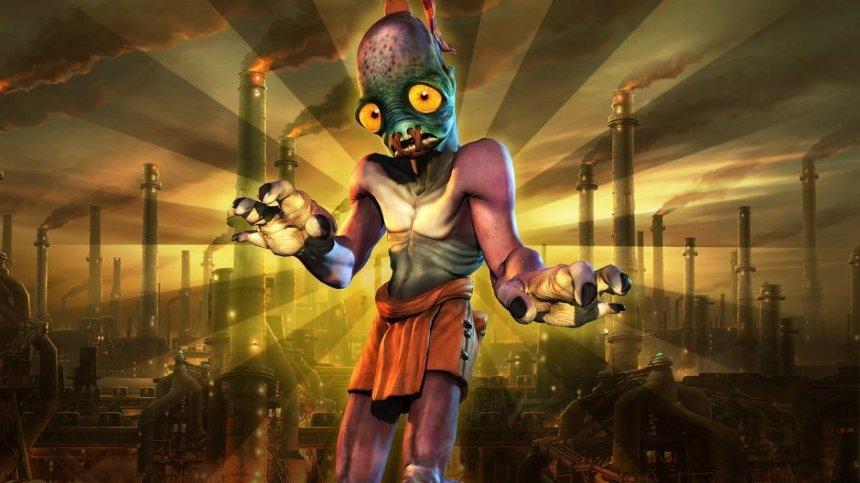 Epic Games раздает ремейк платформера Oddworld и еще 13 игр