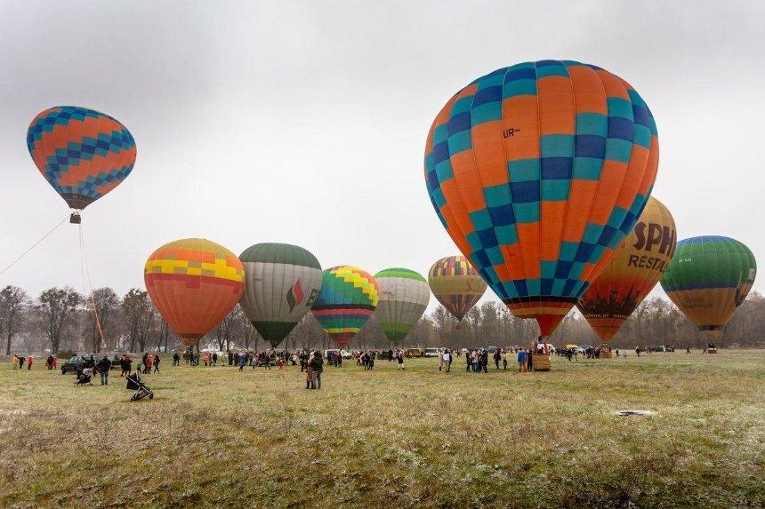 На ВДНГ прошел фестиваль воздушных шаров: как это было