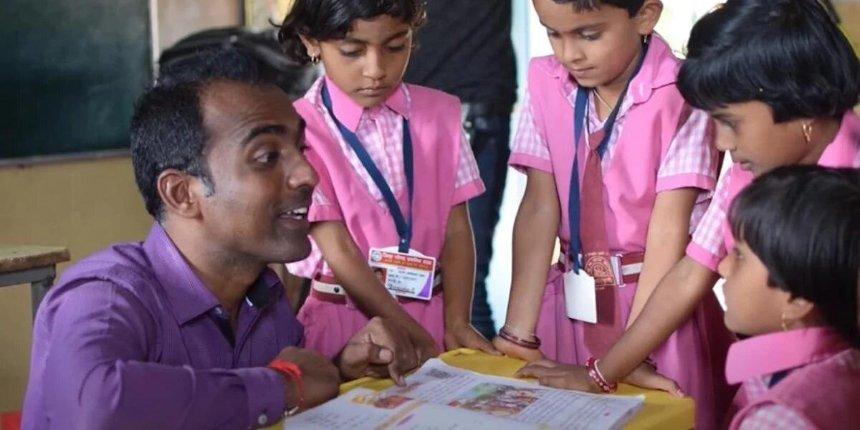 Учитель изИндии завоевал Global Teacher Prize иотдал полмиллиона долларов другим финалистам