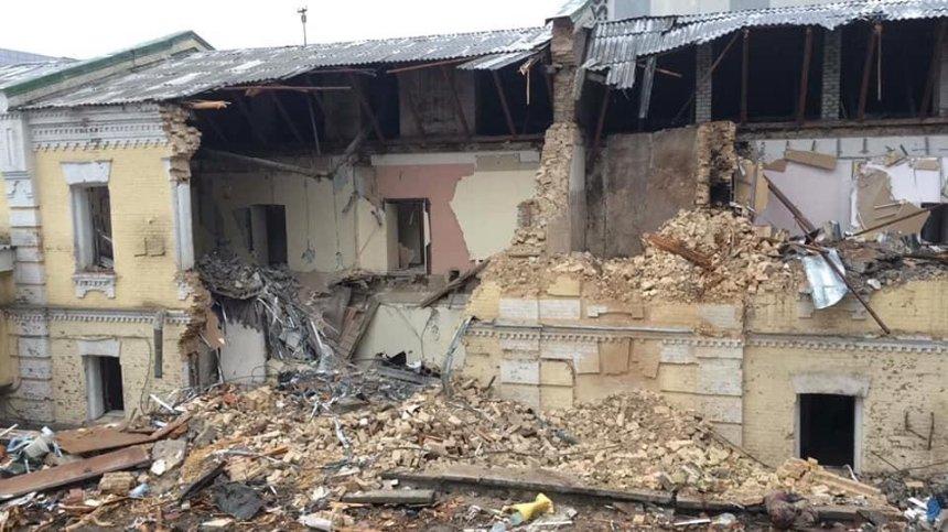 Узастройщика небыло разрешения сносить здание бывшего сухарного завода вПротасовом Яре,— Минкульт