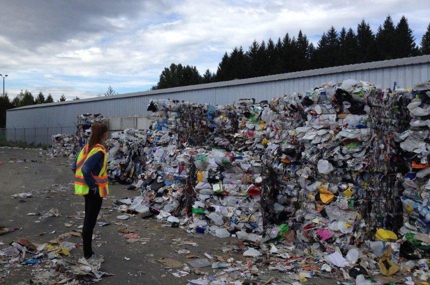 В зоне отчуждения начнут сортировать отходы и модернизируют полигон