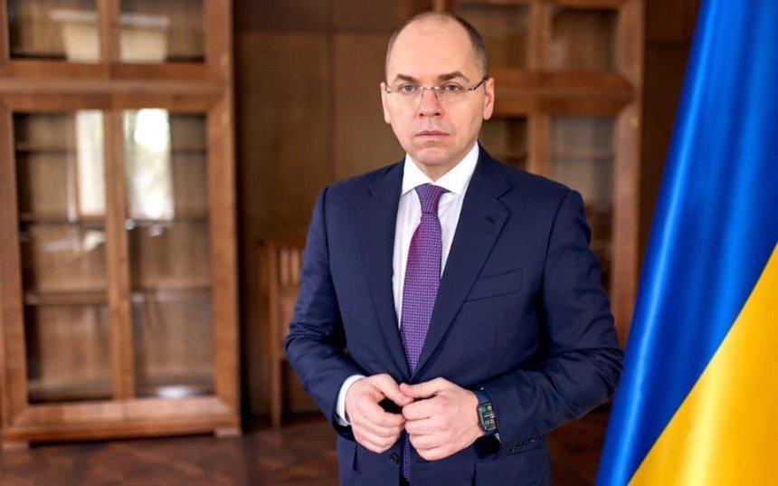 Степанов ожидает спад эпидемии в Украине в апреле