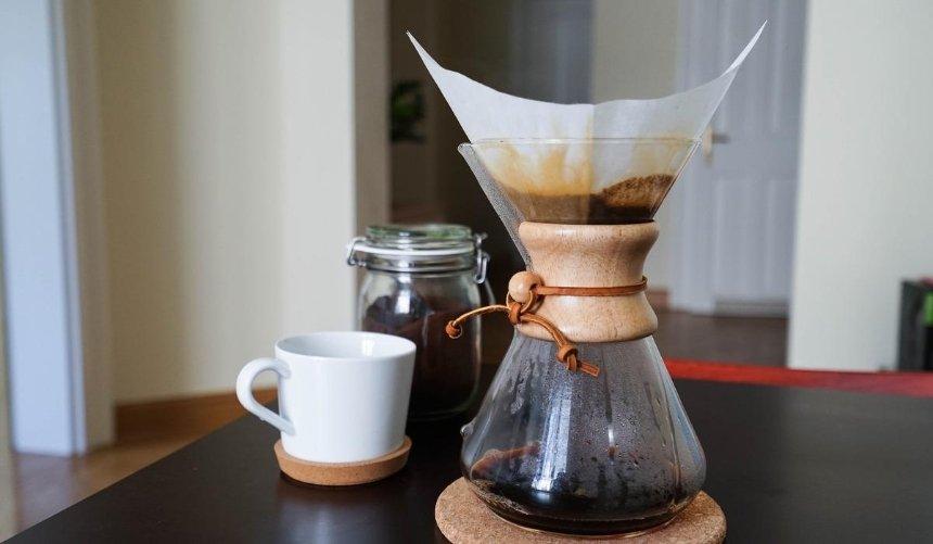 Новое место: кофейня «Лисичка» наБессарабском рынке