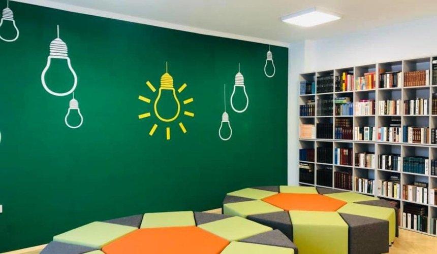Встоличной гимназии открыли современный образовательный хаб: как онвыглядит
