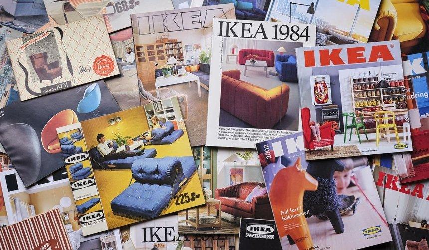IKEA прекращает выпуск ежегодного печатного каталога мебели: причина