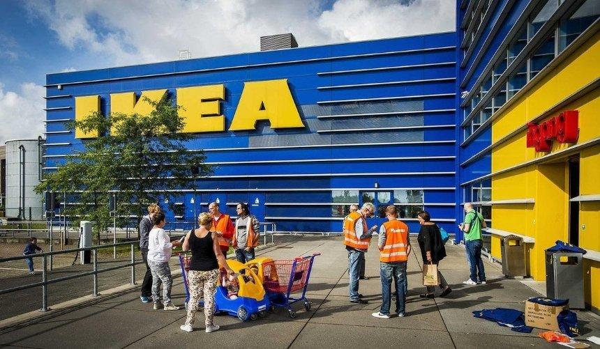 IKEA рассматривает две даты начала офлайн-продаж вУкраине— СМИ