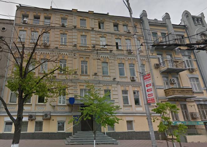 Старинный дом в центре Киева может вырасти до девяти этажей