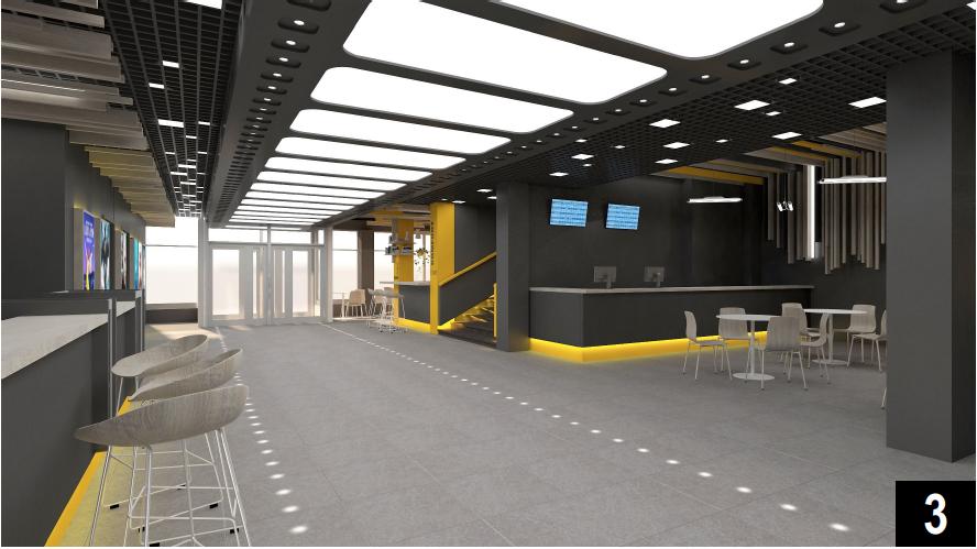 Реконструкция кинотеатра «Зоряный»: как онбудет выглядеть (фото)