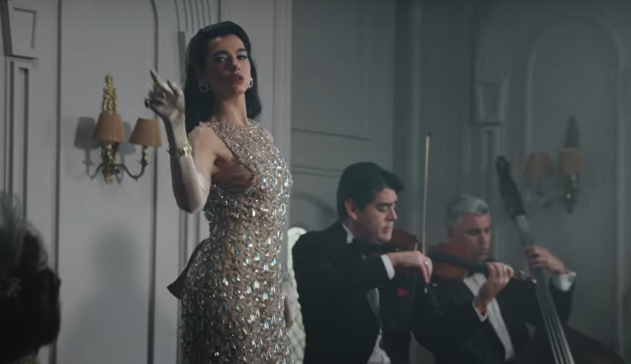 Слушай новое: Dua Lipa сняла в Киеве клип на песню We're Good