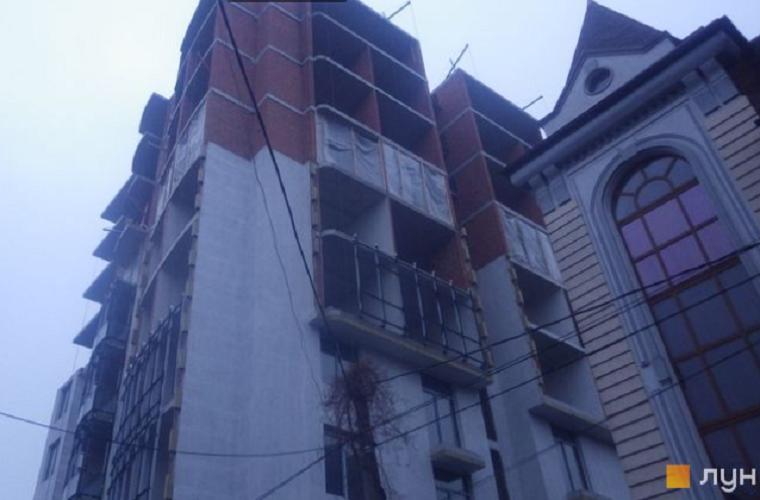 В Шевченковском районе ввели в эксплуатацию незаконную многоэтажку